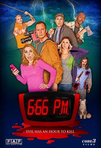 Смотреть 6:66 вечера онлайн в HD качестве 720p