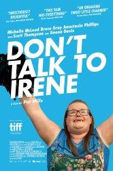 Смотреть Не разговаривайте с Ирен онлайн в HD качестве