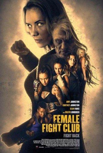 Смотреть Бойцовский женский клуб онлайн в HD качестве 720p
