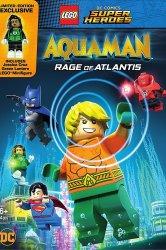 Смотреть LEGO DC Comics Супер герои: Аквамен - Ярость Атлантиды онлайн в HD качестве 720p