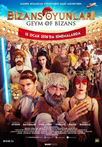 Смотреть Византийские игры онлайн в HD качестве 720p