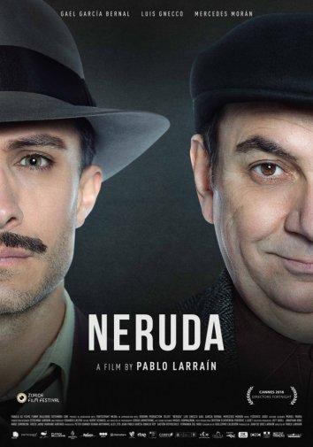 Смотреть Неруда онлайн в HD качестве 720p