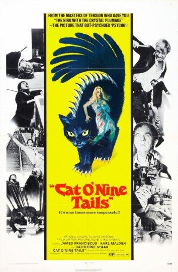 Смотреть Кошка о девяти хвостах онлайн в HD качестве 720p
