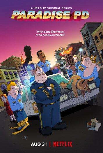 Смотреть Полиция Парадайс онлайн в HD качестве 720p