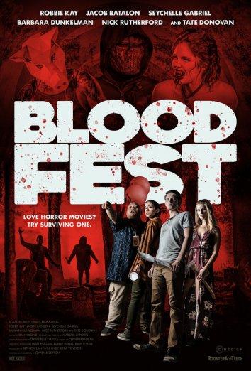 Смотреть Кровавый фестиваль онлайн в HD качестве 720p