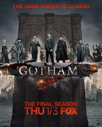 Смотреть Готэм онлайн в HD качестве 720p