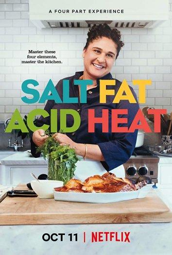 Смотреть Соль, жир, кислота, жар онлайн в HD качестве 720p