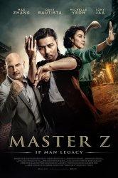 Смотреть Мастер Z: Наследие Ип Мана онлайн в HD качестве 720p