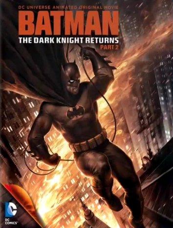 Смотреть Темный рыцарь: Возрождение легенды. Часть 2 онлайн в HD качестве 720p