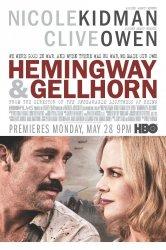Смотреть Хемингуэй и Геллхорн онлайн в HD качестве 720p