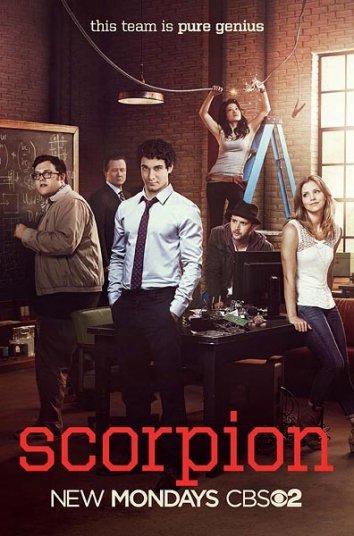 Смотреть Скорпион онлайн в HD качестве 720p