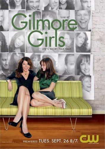 Смотреть Девочки Гилмор онлайн в HD качестве 720p
