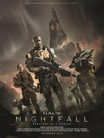 Смотреть Halo: Сумерки онлайн в HD качестве 720p