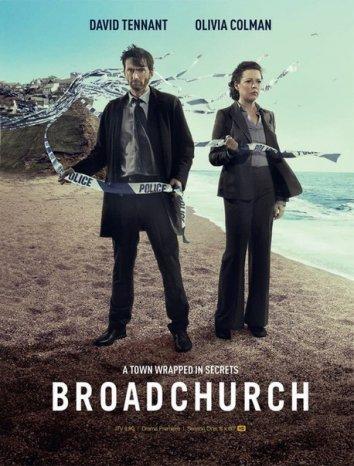 Смотреть Убийство на пляже / Бродчерч онлайн в HD качестве 720p