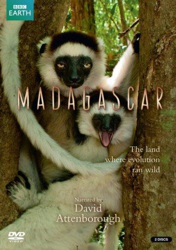 Смотреть BBC: Мадагаскар онлайн в HD качестве 720p