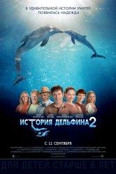 Смотреть История дельфина 2 онлайн в HD качестве
