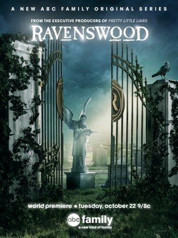 Смотреть Рейвенсвуд онлайн в HD качестве 720p