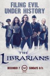 Смотреть Библиотекари онлайн в HD качестве