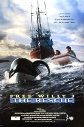 Смотреть Освободите Вилли 3: Спасение онлайн в HD качестве 720p