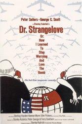 Смотреть Доктор Стрейнджлав, или Как я научился не волноваться и полюбил атомную бом ... онлайн в HD качестве