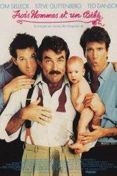 Смотреть Трое мужчин и младенец онлайн в HD качестве