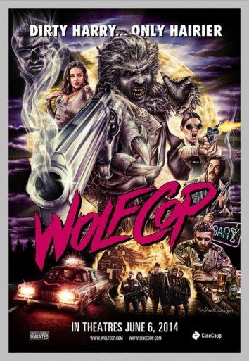 Смотреть Волк-полицейский онлайн в HD качестве 720p
