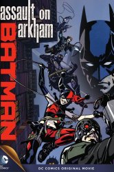 Смотреть Бэтмен: Нападение на Аркхэм онлайн в HD качестве
