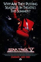 Смотреть Звездный путь 5: Последний рубеж онлайн в HD качестве