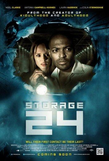 Смотреть Хранилище 24 онлайн в HD качестве 720p