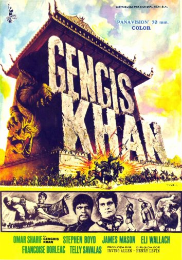 Смотреть Чингиз Хан онлайн в HD качестве 720p