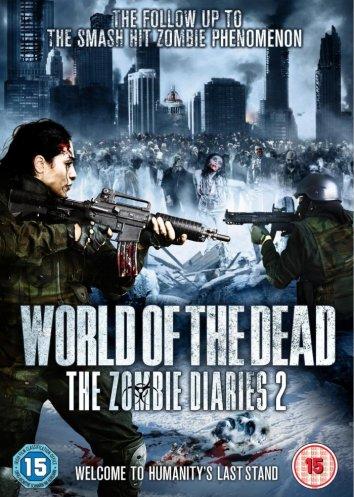 Смотреть Дневники зомби 2: Мир мертвых онлайн в HD качестве 720p