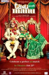 Смотреть Свадьба Тану и Ману онлайн в HD качестве