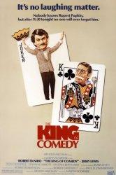 Смотреть Король комедии онлайн в HD качестве 720p