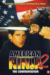 Смотреть Американский ниндзя 2: Схватка онлайн в HD качестве