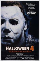 Смотреть Хэллоуин 4: Возвращение Майкла Майерса онлайн в HD качестве