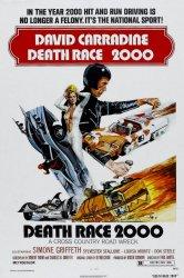 Смотреть Смертельные гонки 2000 года онлайн в HD качестве