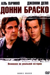 Смотреть Донни Браско онлайн в HD качестве 720p