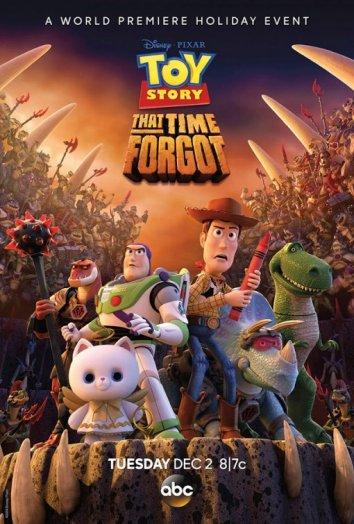Смотреть История игрушек, забытая временем онлайн в HD качестве 720p