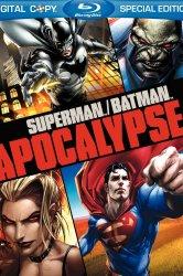 Смотреть Супермен/Бэтмен: Апокалипсис онлайн в HD качестве