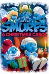 Смотреть Смурфики: Рождественский гимн онлайн в HD качестве