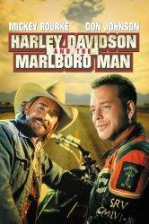Смотреть Харлей Дэвидсон и ковбой Мальборо онлайн в HD качестве 720p