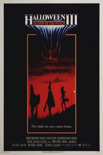 Смотреть Хэллоуин 3: Сезон ведьм онлайн в HD качестве 720p