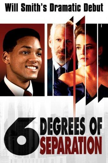 Смотреть Шесть степеней отчуждения онлайн в HD качестве 720p