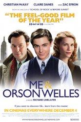 Смотреть Я и Орсон Уэллс онлайн в HD качестве