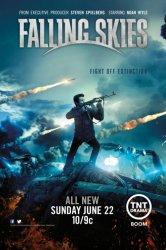 Смотреть Рухнувшие небеса / Сошедшие с небес онлайн в HD качестве