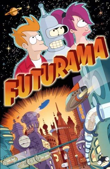 Смотреть Футурама онлайн в HD качестве 720p