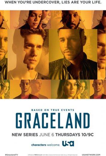 Смотреть Грейсленд онлайн в HD качестве 720p