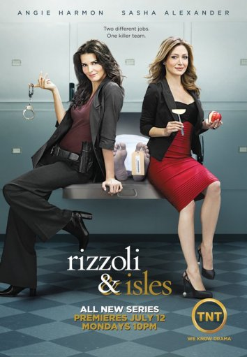 Смотреть Риццоли и Айлс онлайн в HD качестве 720p