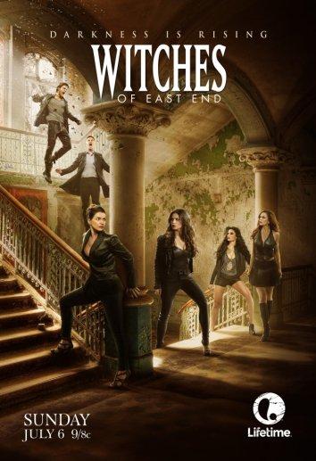 Смотреть Ведьмы Ист-Энда онлайн в HD качестве 720p
