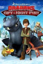 Смотреть Драконы: Подарок ночной фурии онлайн в HD качестве 720p